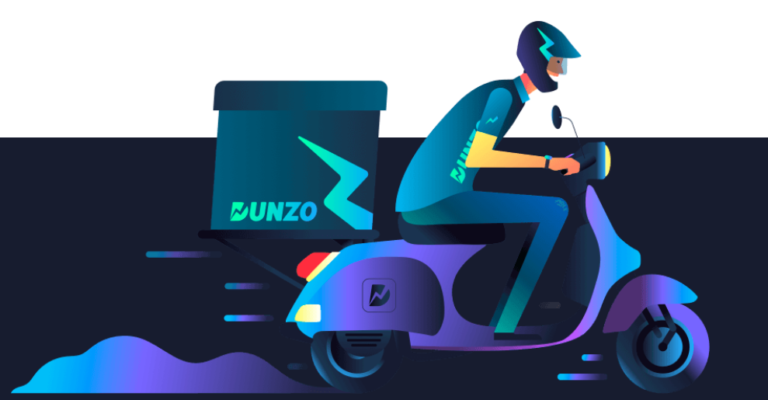 Dunzo Delivery – Delivery App in India