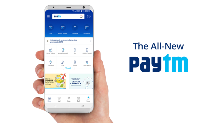 Paytm Mobile Recharge Offer | Save In Every Transaction