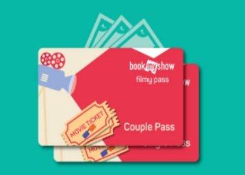 BookMyShow Ticket