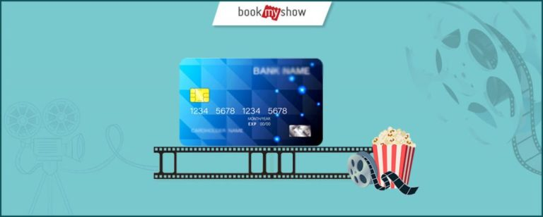 Bookmyshow Bank Offers – HDFC, ICICI, SBI Offers Available