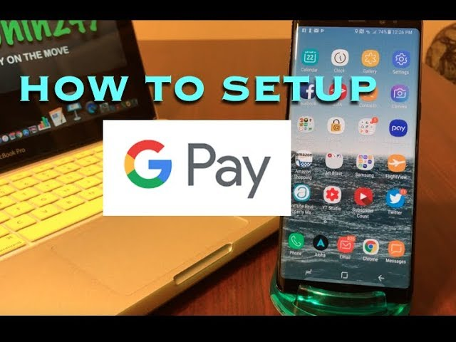 How To Add Google Pay