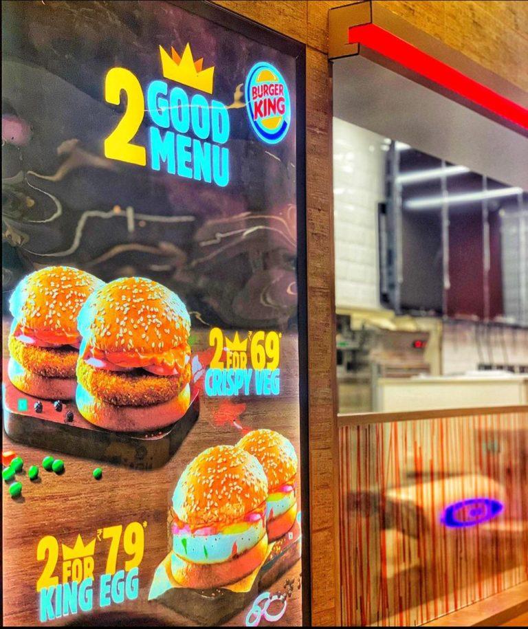 Burger King Kolkata