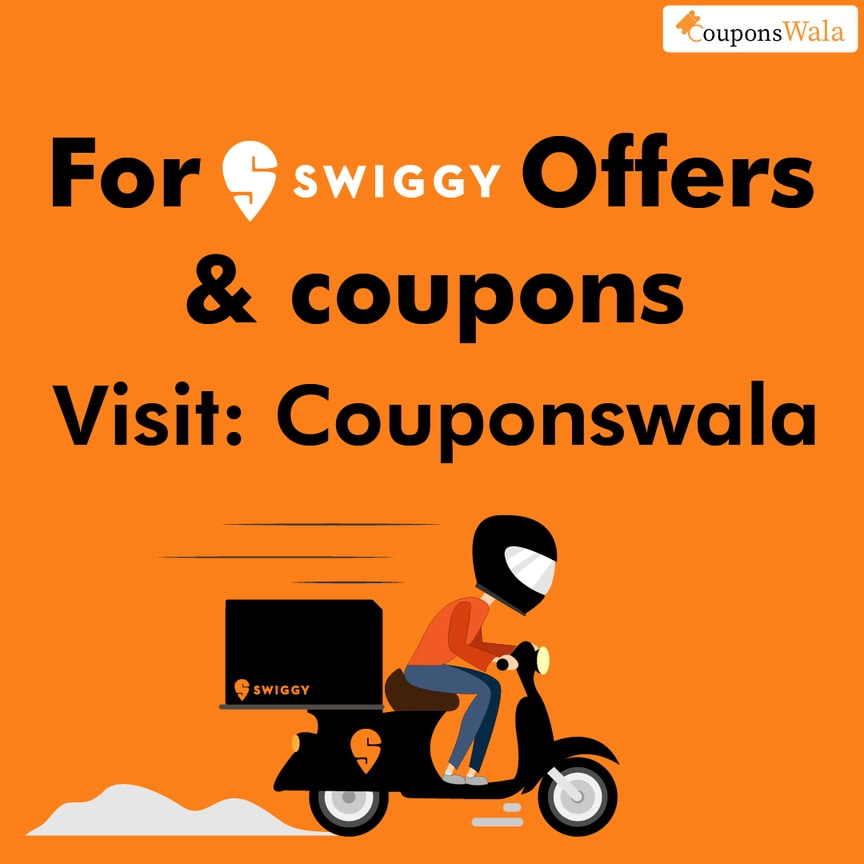 Swiggy Offers & Coupons