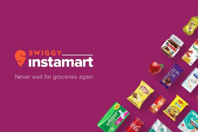 Swiggy Instamart Online – Instamart App for Bangalore, Gurgaon Coupon