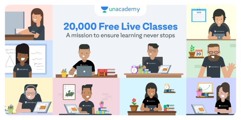 Unacademy Free Courses Details 2021 IIT JEE, NEET – Check Free Class