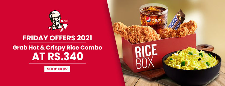 KFC Friday Offer