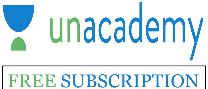 Unacademy Subscription Free